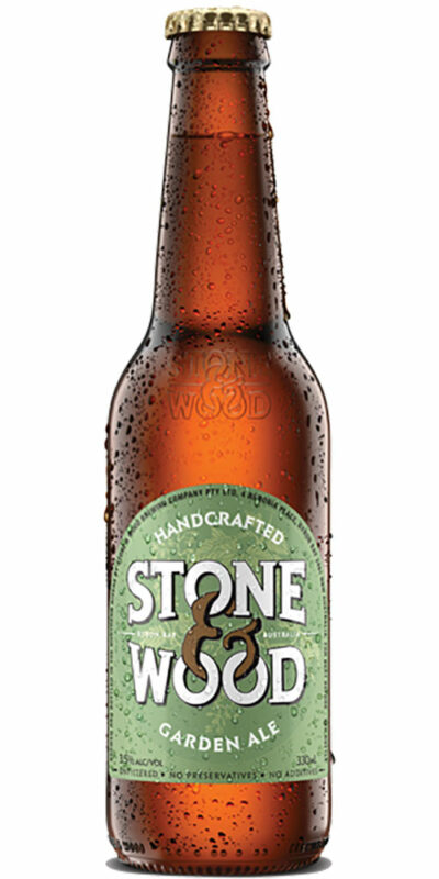 Stone & Wood Garden Bottle 330ml
