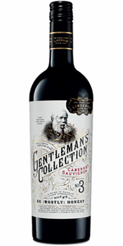 Lindemans Gentlemans Collection Cabernet Sauvignon 750ml