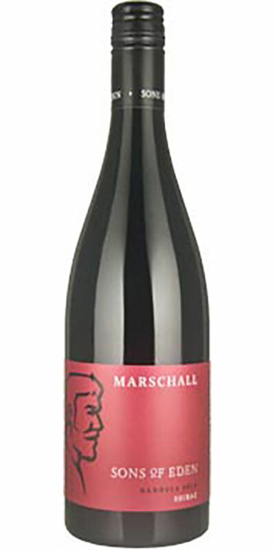 Sons of Eden Marschall Shiraz 750ml