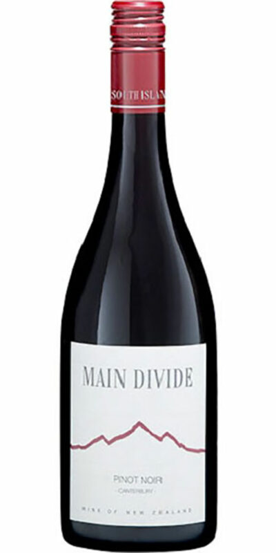 Main Divide Pinot Noir 750ml
