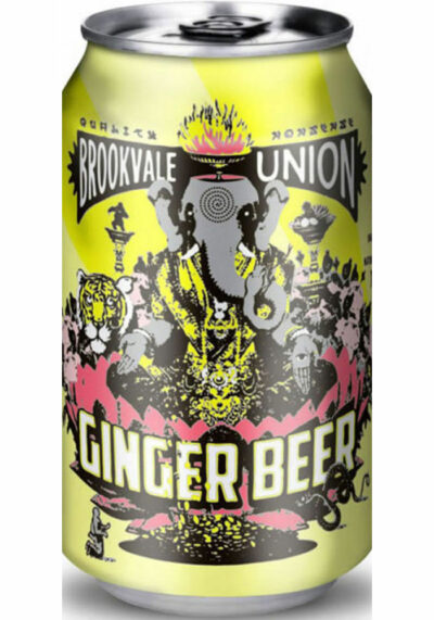 Brookvale Union Ginger Can 330ml