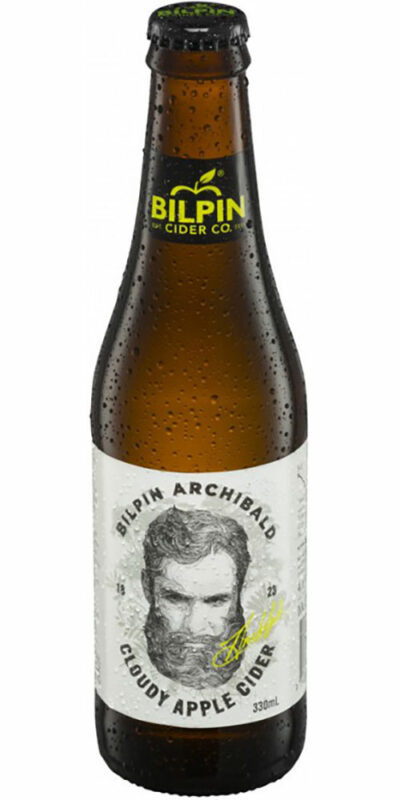 Bilpin Archibald Cloudy Apple Cider Carton 330m