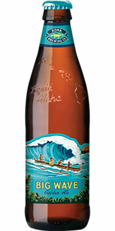 Kona Big Wave Golden Bottle 330ml