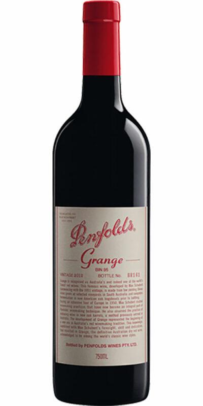 Penfolds Grange 2012