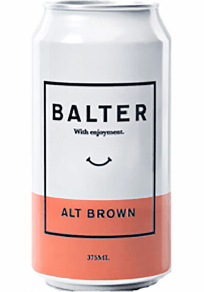 Balter Alt Brown Can 375ml