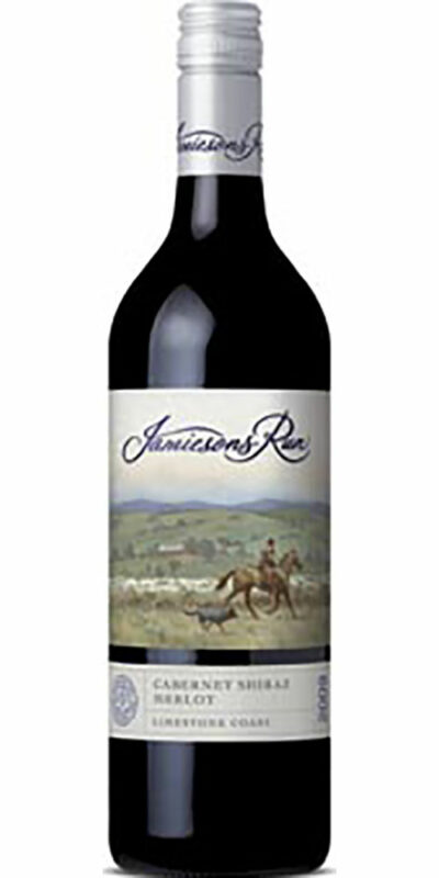 Jamiesons Run Limestone Coast Cabernet Shiraz Merlot 750ml