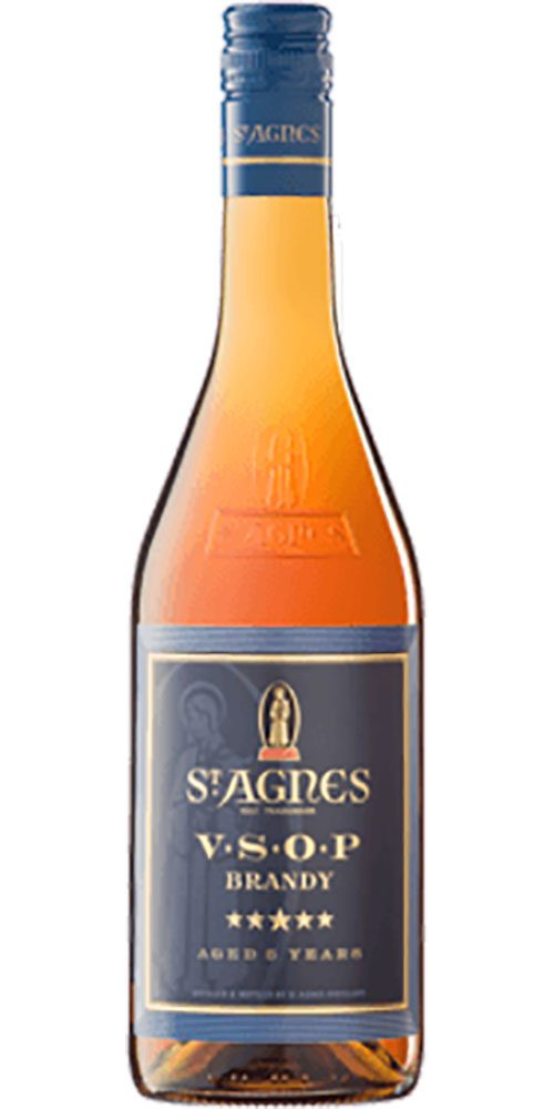 St Agnes VSOP Brandy 700ml