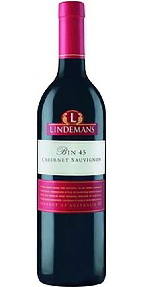 Lindemans Bin 45 Cabernet Sauvignon 750ml