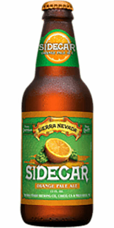 Sierra Sidecar Orange Pale Bottle 355ml