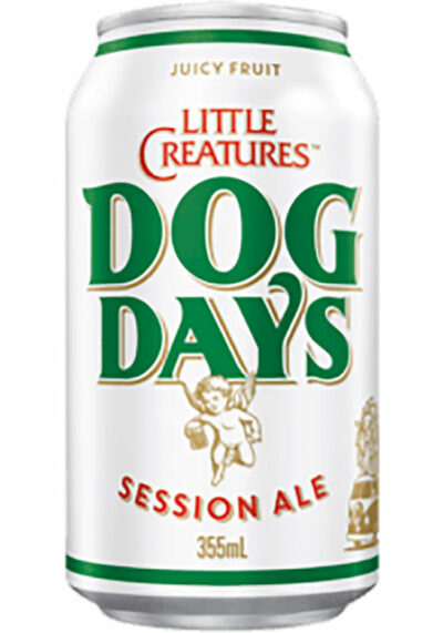Little Creatures Dog Days Summer Beer Cans 355ml 1