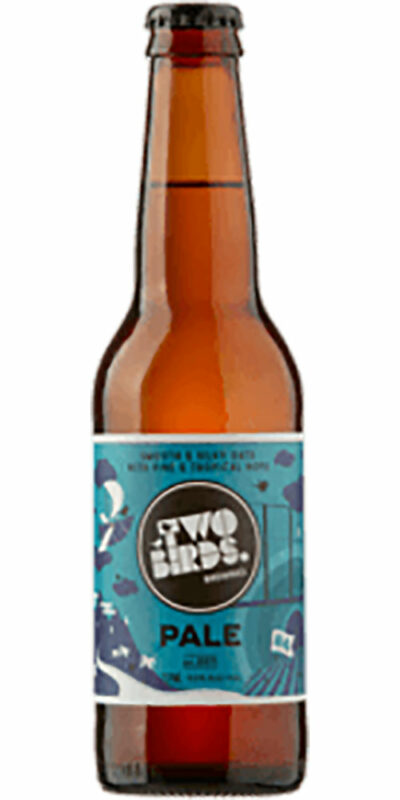 Two Birds Pale Ale Bottle 330ml
