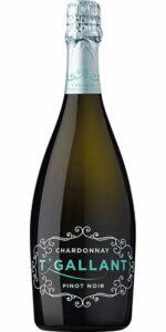 Tgallant Chardonnay Pinot Noir 1