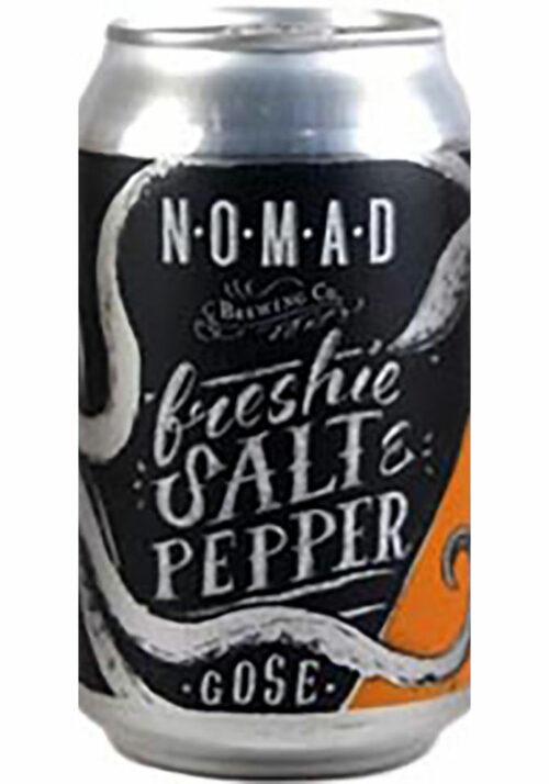 Nomad Freshie Salt & Pepper Can 330ml