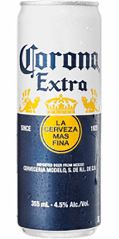 Corona Can 355ml 10 pack