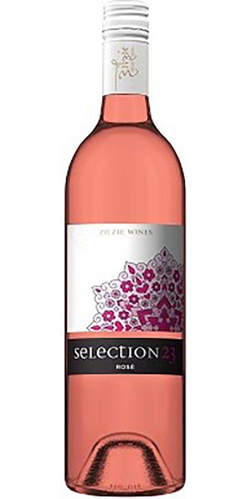 Zilzie Selection 23 Rosé 750ml