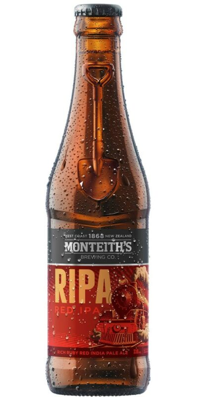 Monteith's Red IPA