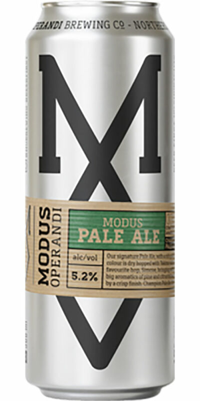 Modus Operandi Pale Ale Can 500ml