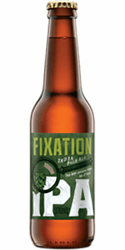 Fixation IPA Bottle 330ml
