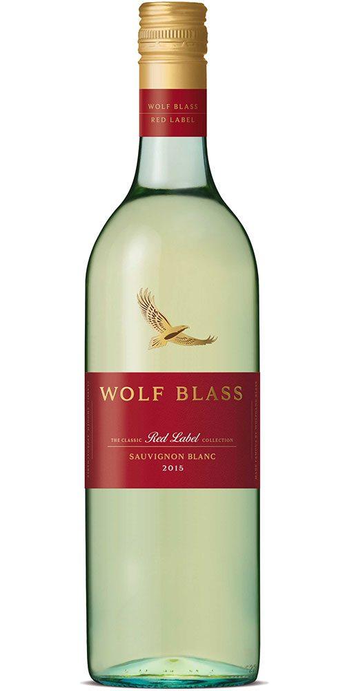 Wolf Blass Red Label Sauvignon Blanc 750ml