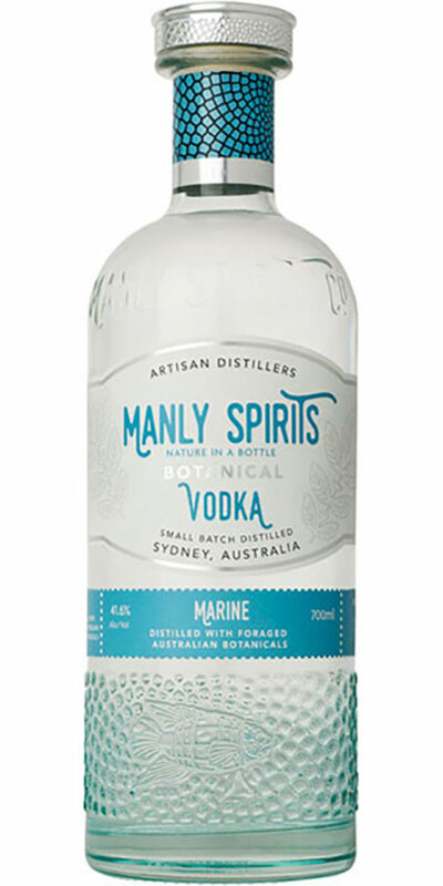 Manly Spirits Vodka Marine