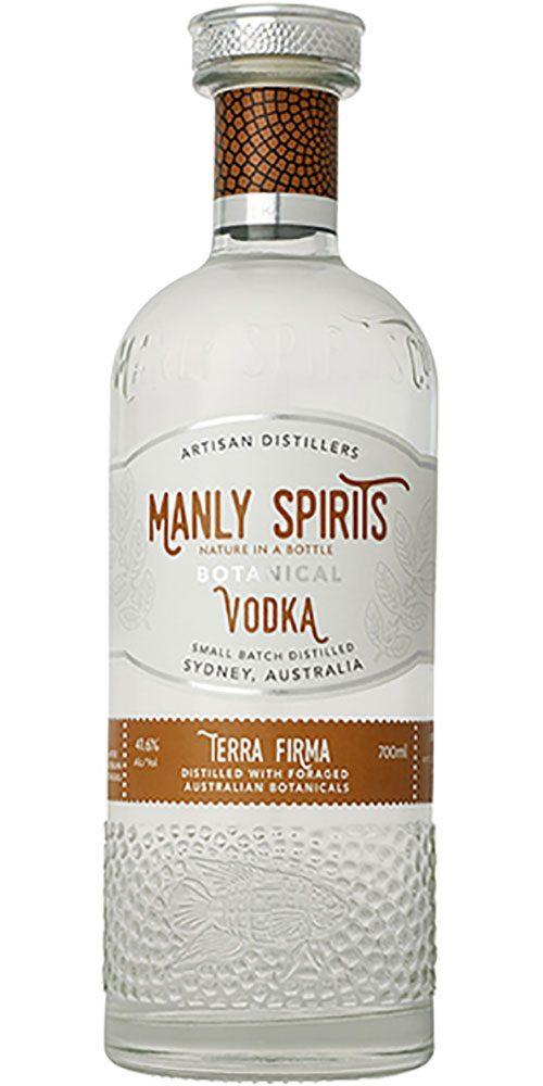 Manly Spirits Vodka Terra Firma
