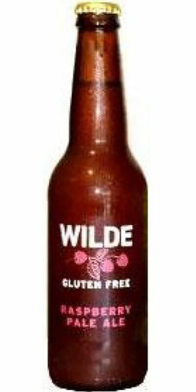 Wilde Gluten Free Raspberry Beer 330ml
