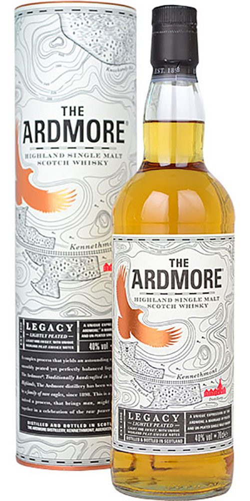 Ardmore Legacy Scotch