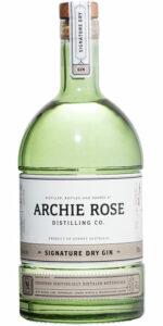 Archie Rosé Signature Dry Gin 1