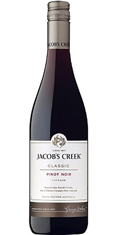 Jacob's Creek Classic Pinot Noir 750ml