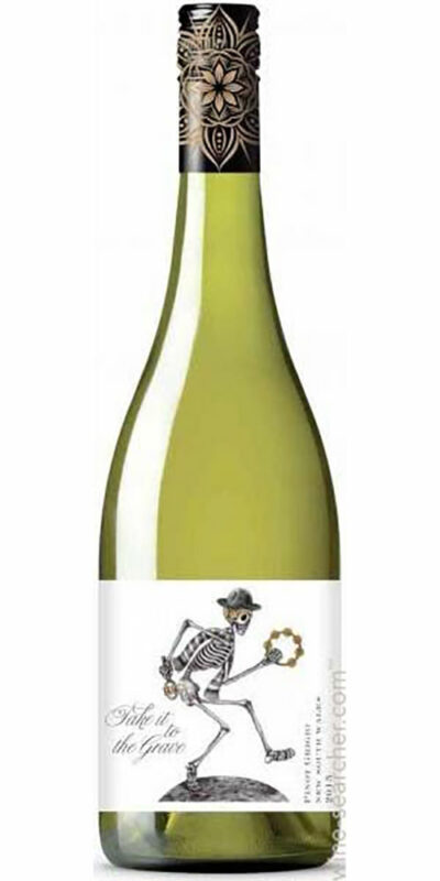 Take it To The Grave Pinot Grigio 750ml