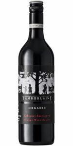 Tamburlaine Organic Cabernet Sauvignon 1