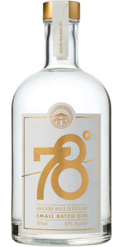 Adelaide Hills Distillery 78 Degrees Gin