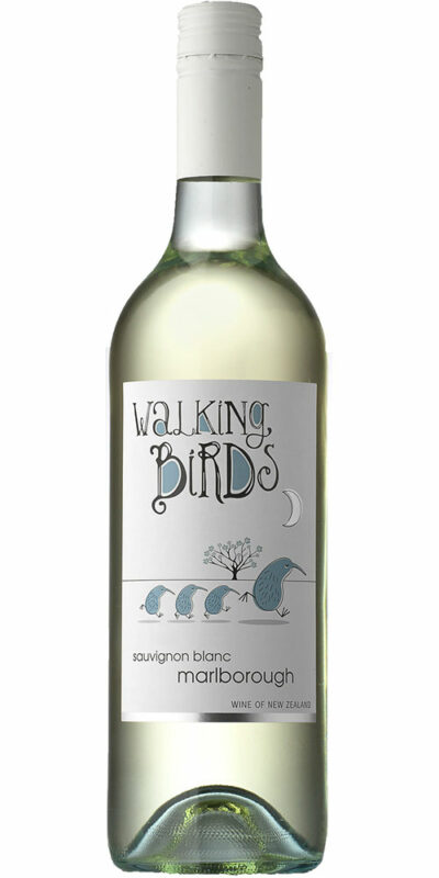 Walking Birds Sauvignon Blanc 750ml