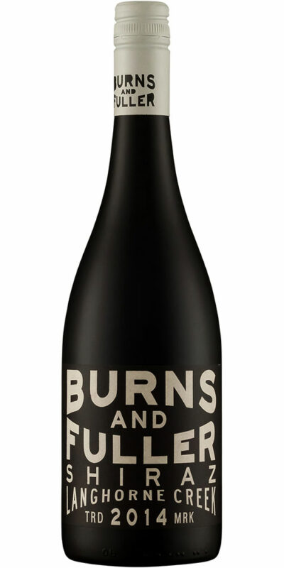 Burns & Fuller Shiraz