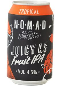 Nomad Juice As IPA