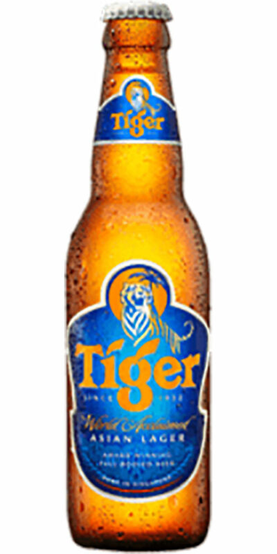 Tiger Beer Bottles 330ml