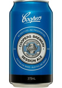 Coopers Session Ale Cans