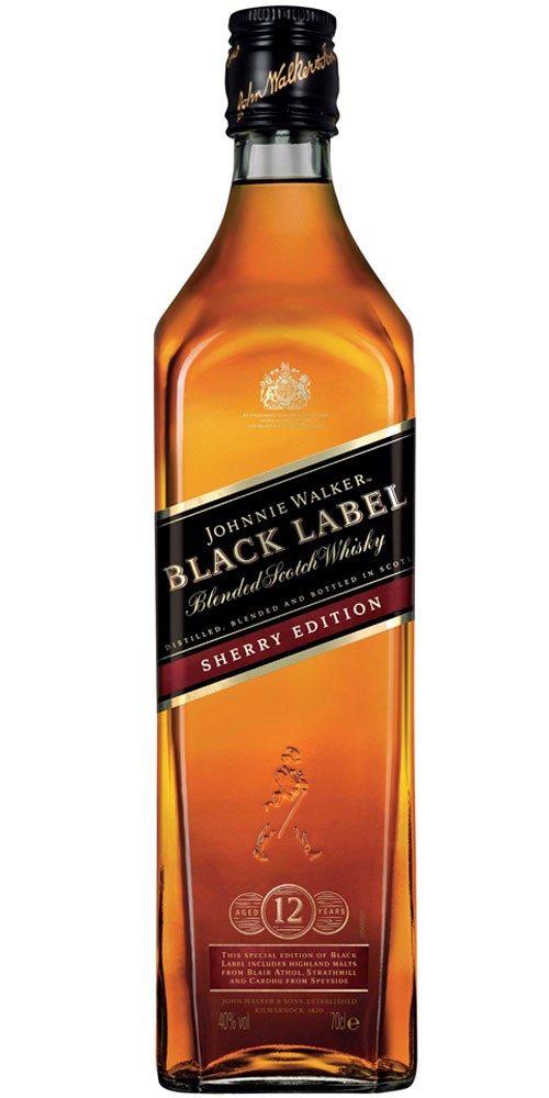 "Johnnie Walker Black ""Sherry Edition"" 700ml"