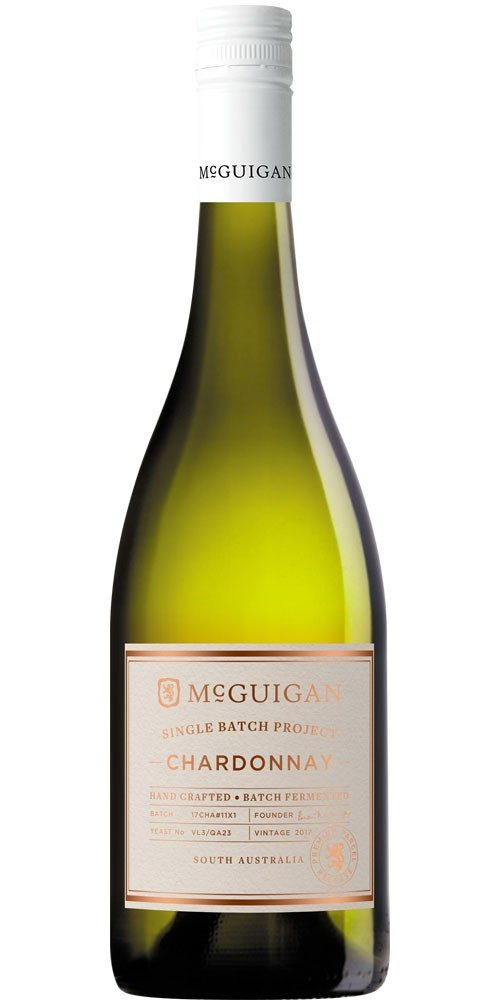 McGuigan Single Batch Chardonnay 750ML