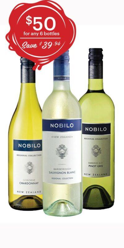 Nobilo 6 pack for $50
