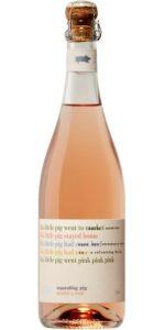 Squealing Pig Sparkling Rose NV 750ML