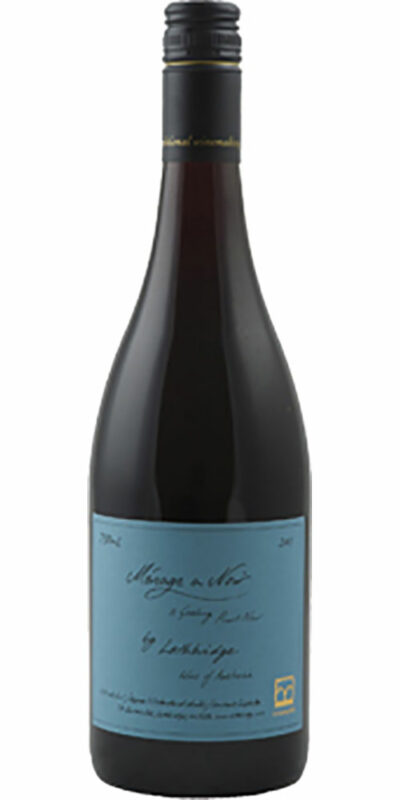 Lethbridge Menage a Noir Pinot Noir 750ml