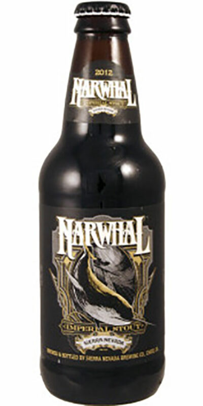 Sierra Nevada Narwhal Stout Bottle 355ml