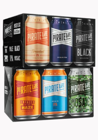 Pirate Life Mix 6 Pack