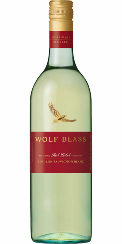Wolf Blass Red Semillon Sauvignon Blanc 750ml