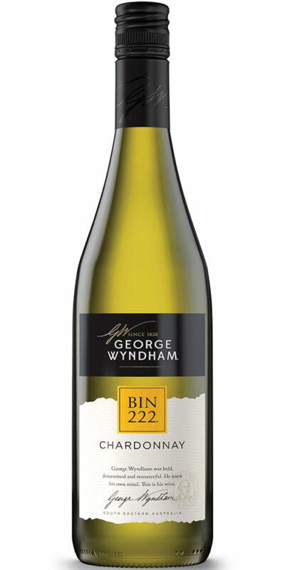 Wyndham Bin 222 Chardonnay 750ml