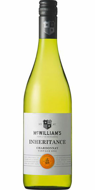 McWiliams Inheritance Chardonnay 750ml