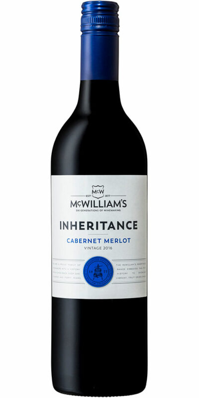 McWilliams Inheritance Cabernet Merlot 750ml