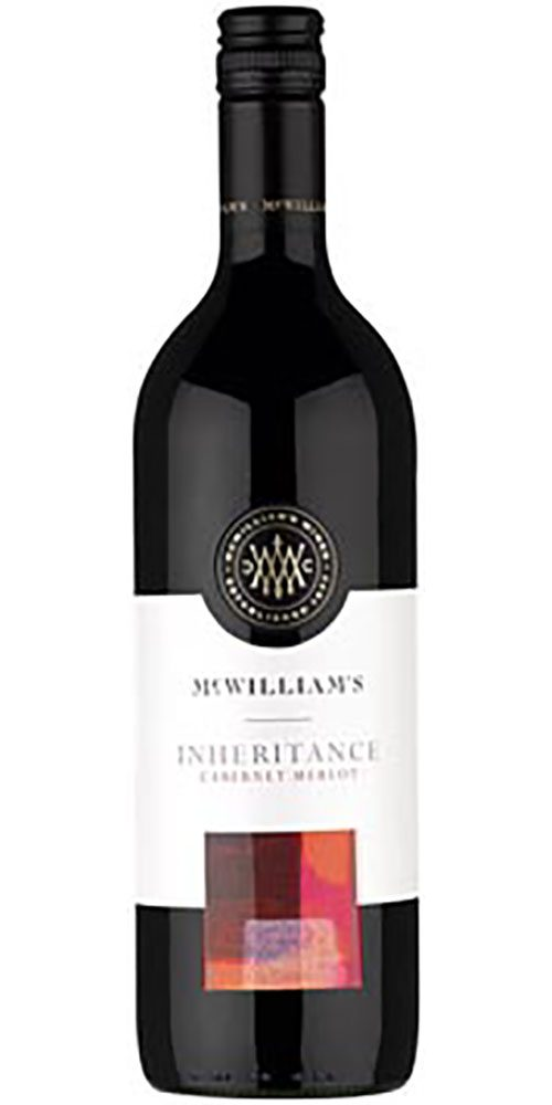 McWilliams Inheritance Cabernet Merlot 750ml