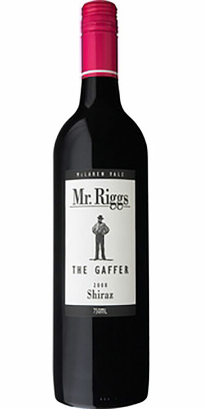Mr Riggs Gaffer Shiraz 750ml